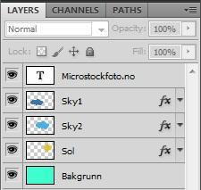 Photoshop: Layers